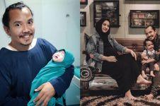 Istri Cella Kotak melahirkan, nama bayinya curi perhatian