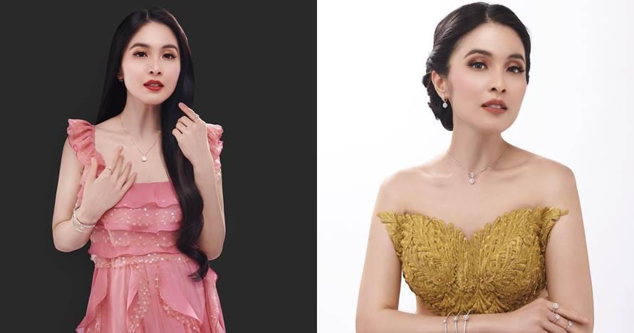 Unggah foto mesra sebelum menikah, wajah Sandra Dewi jadi sorotan