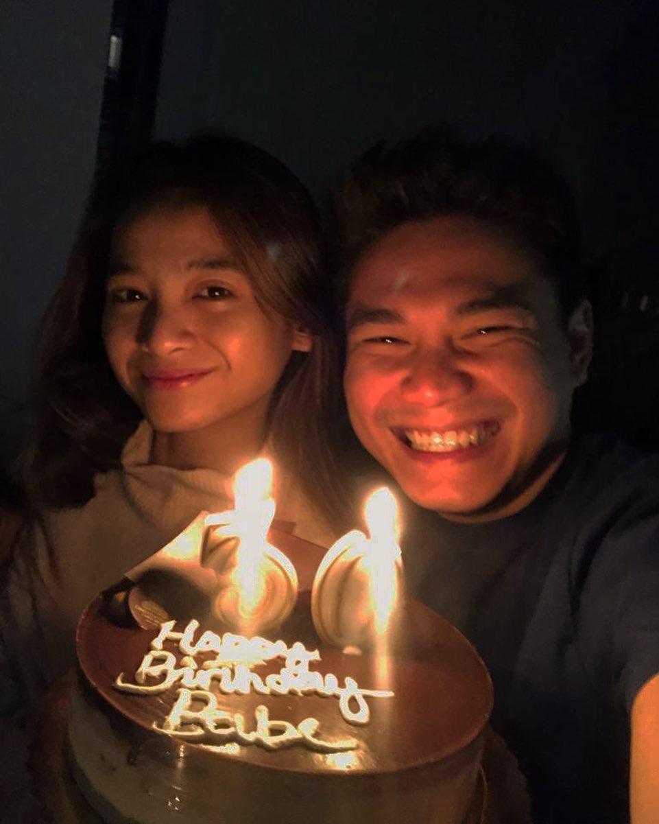 ulang tahun Acha Septriasa instagram