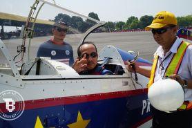 Eris Herryanto, dari pesawat tempur F-16 ke aerobatik Pitts