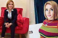 Foto bersama para pria muda, baju Barbie Kumalasari curi perhatian
