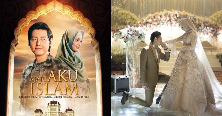 Mirip kisah Cut Meyriska & Roger, ini 5 fakta film Ajari Aku Islam