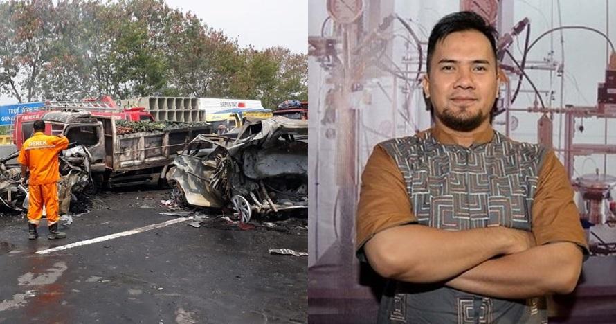 Kisah 4 seleb pernah alami kecelakaan di Tol Cipularang