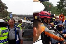 5 Kesaksian mengerikan detik-detik kecelakaan Tol Cipularang