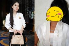 7 Potret lawas Sandra Dewi ini bikin pangling