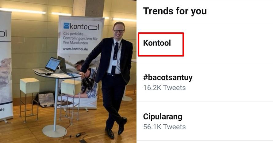 Perusahaan Jerman bernama Kontool bikin heboh, ini faktanya