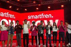 Gelar konser akbar, Smartfren datangkan idol K-Pop
