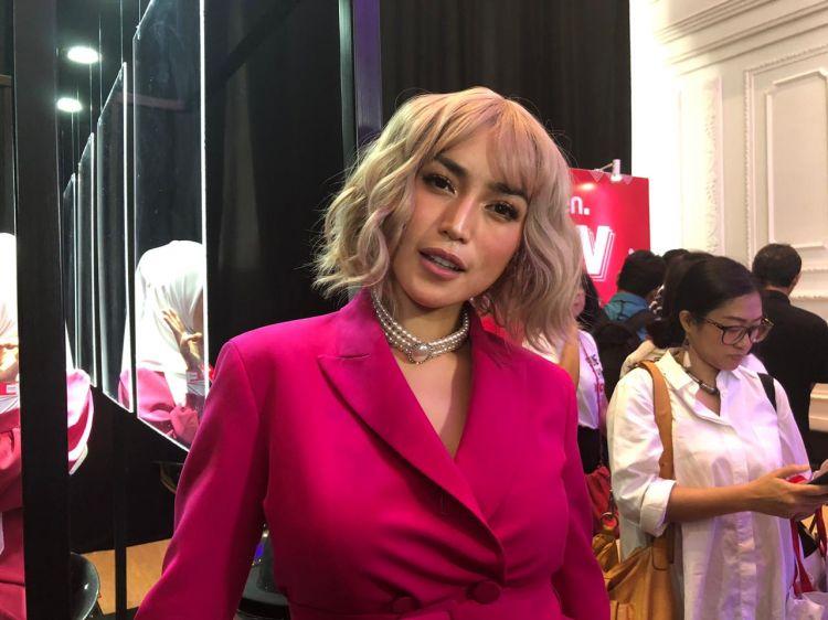 Jelang perawatan, Jessica Iskandar malah alami ruam di wajahnya