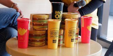 Peringati Hari Pelanggan Nasional, McDonald's hadirkan menu baru