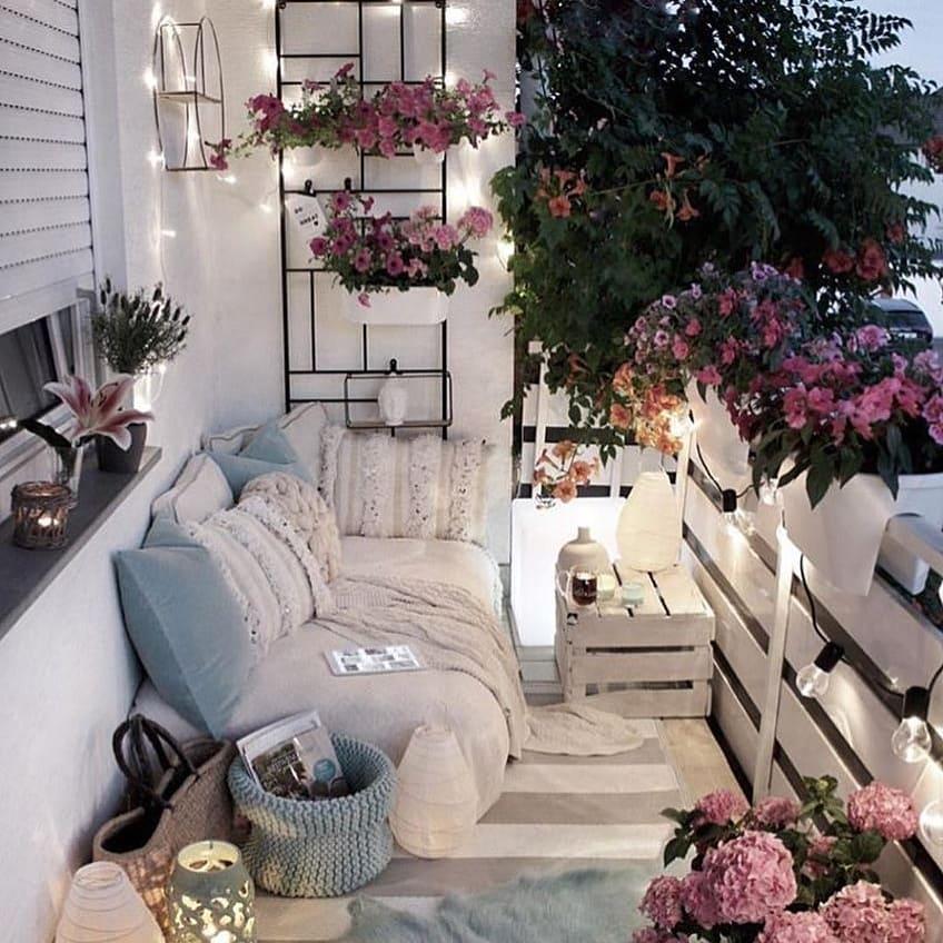 Desain balkon untuk rumah minimalis istimewa