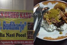 Gudeg Kayu Hj Budiharjo, kuliner legendaris Jogja sejak 1973