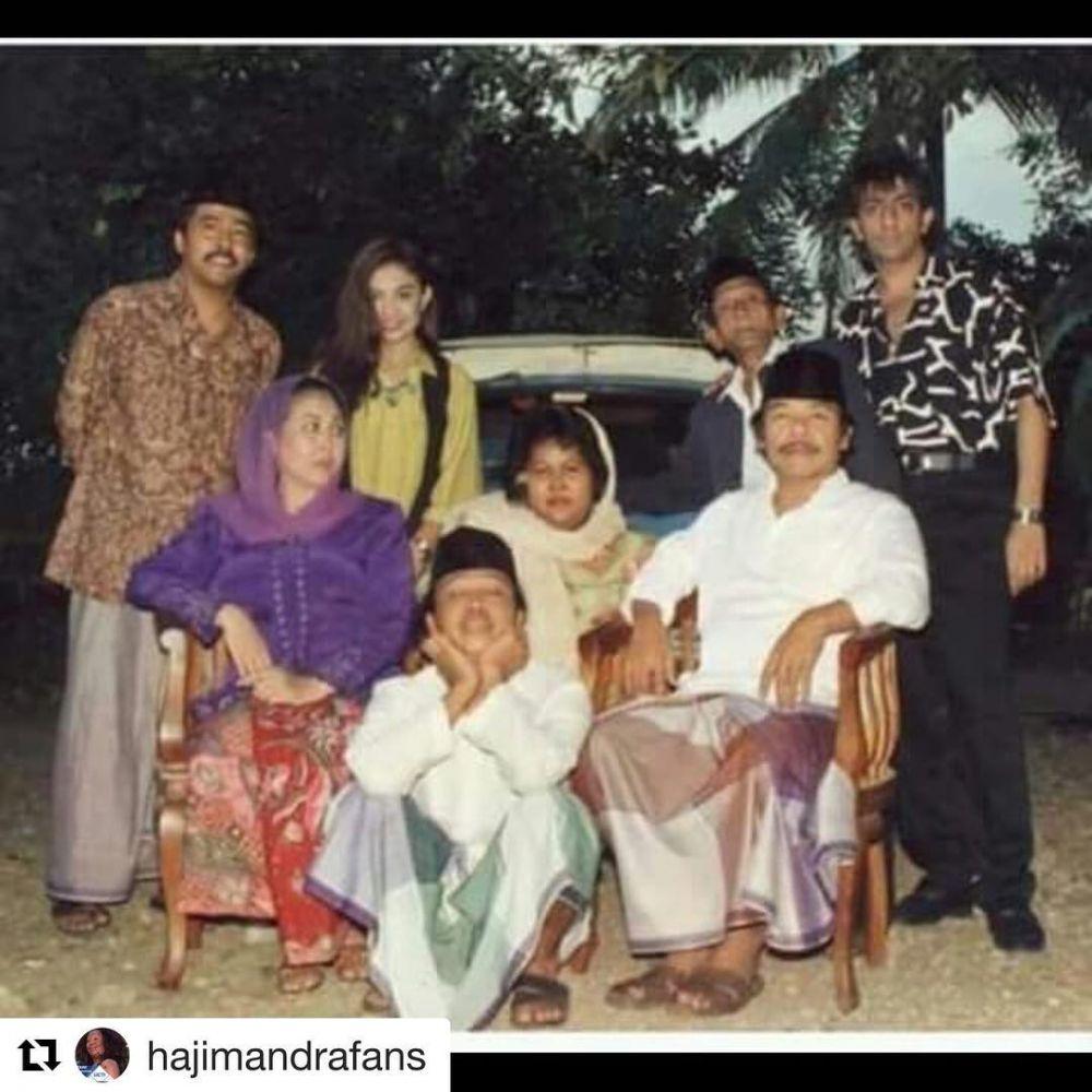 Masih ingat Munaroh di sinetron Si Doel Instagram