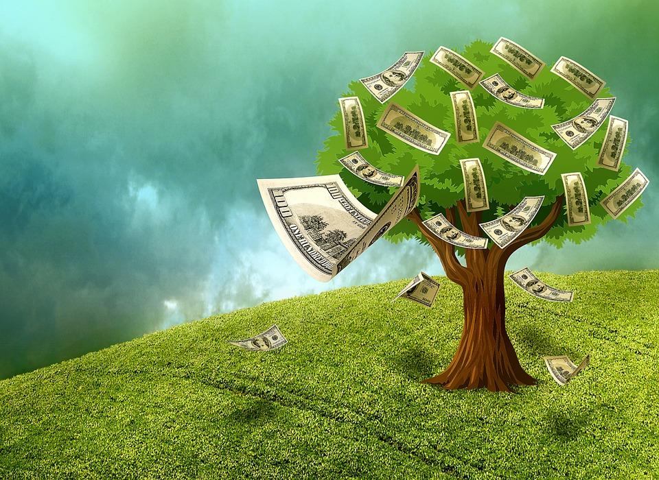 jadi jutawan dalam waktu 5 tahun pixabay.com