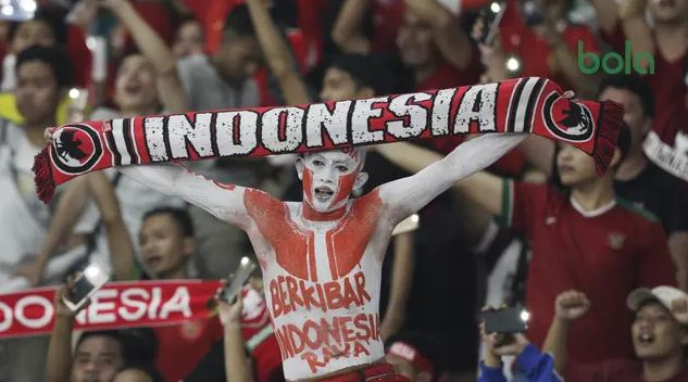 Indonesia vs Malaysia © 2019 brilio.net
