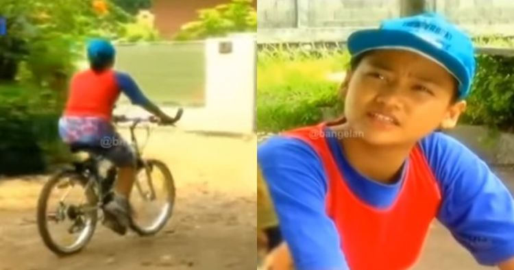 Ingat Lala remaja pesepeda di sinetron Si Doel? Ini 9 foto terbarunya