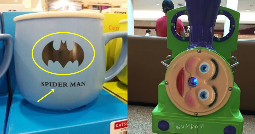 Kesalahan desain 10 mainan anak ini bikin pengen ketawa