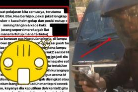Viral kisah cewek lawan pelecehan seksual di lampu merah