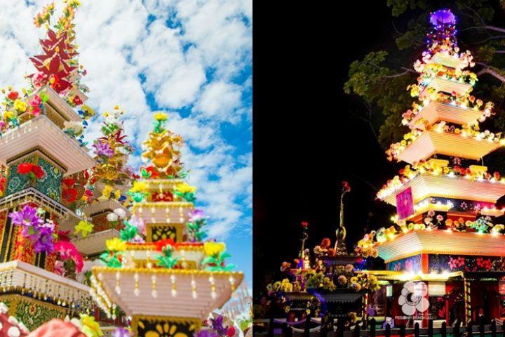Festival Tabut, kekayaan budaya Bengkulu rayakan Tahun Baru Islam