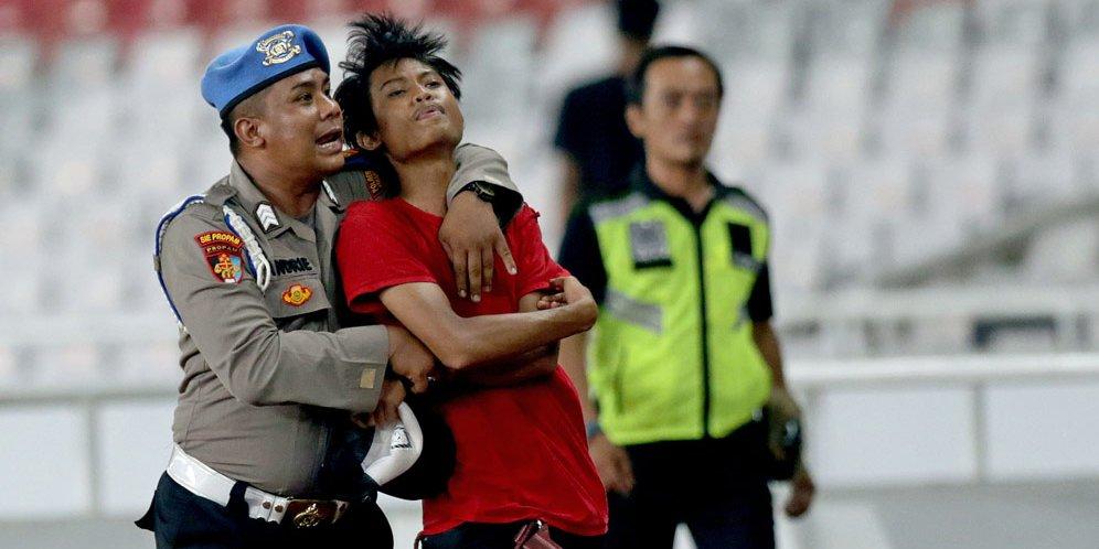 Pelatih timnas: suporter Indonesia terbaik dan terburuk di dunia
