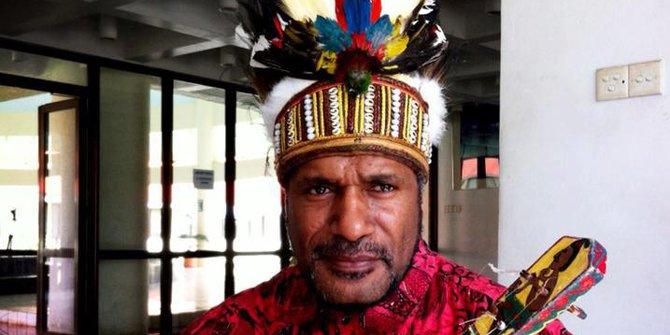 6 Fakta Benny Wenda, sosok di balik kerusuhan Papua