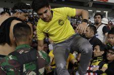 Curhat Syed Saddiq Menpora Malaysia soal ricuh di Stadion GBK