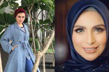 Dikabarkan lepas hijab, begini klarifikasi Asha Shara