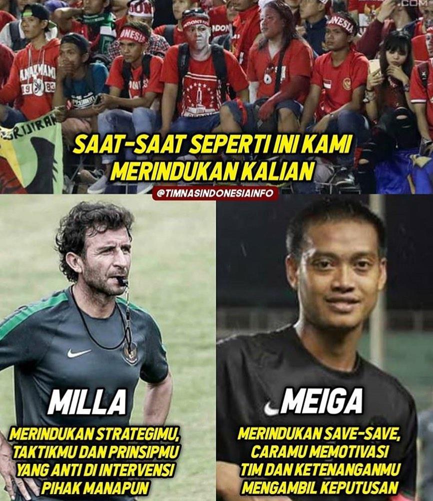11 Meme Timnas Indonesia Kalah Dari Malaysia Ini Nyesek Tapi