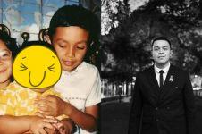 8 Potret transformasi Tulus, masa kecilnya bikin gemas