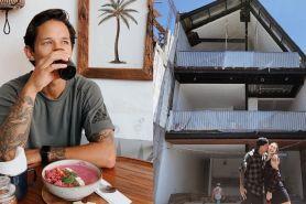 8 Penampakan rumah Irfan Bachdim di Bali, luas dan mewah