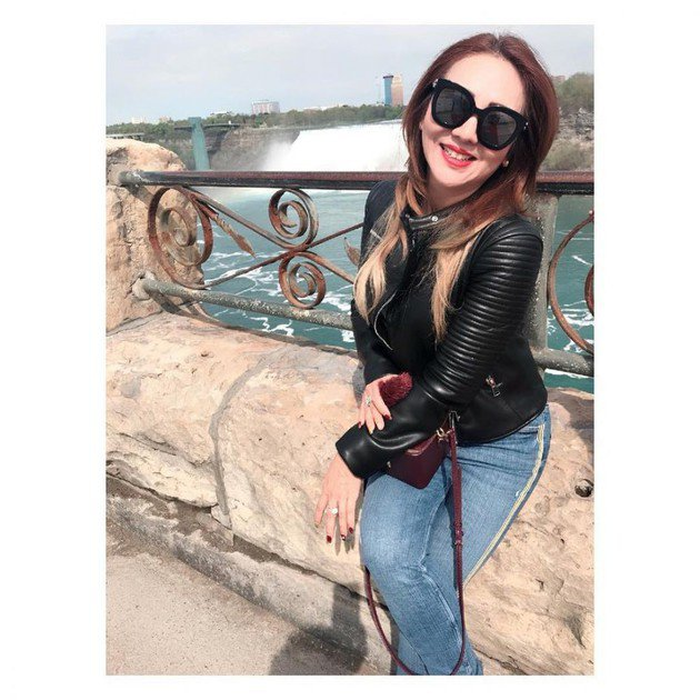 Pesona putri Elza Syarief instagram