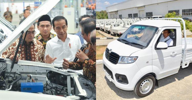 Diresmikan Jokowi, ini 12 potret penampakan pabrik mobil Esemka