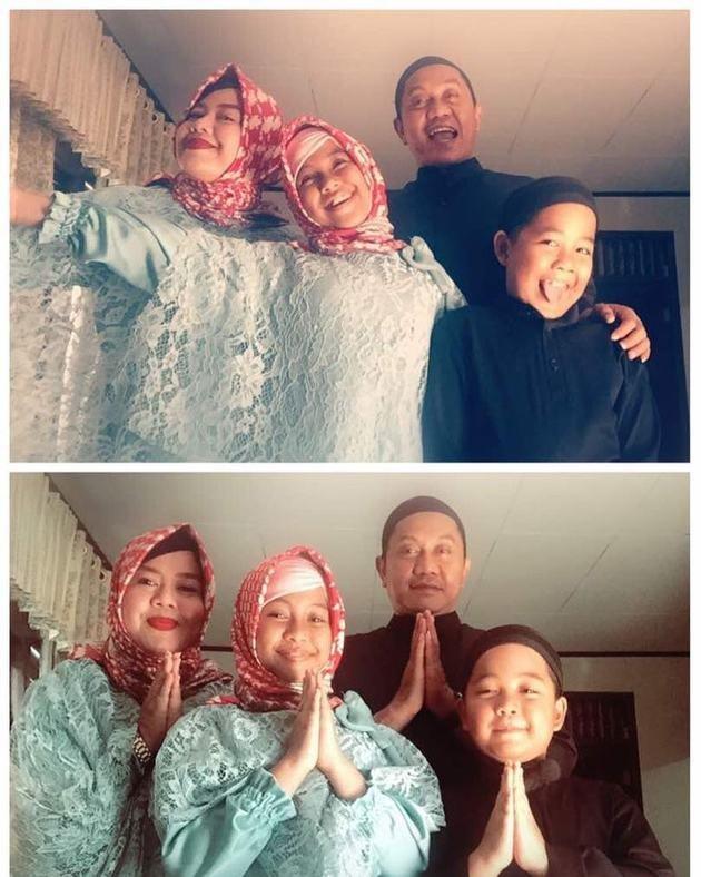 Jin Wani Piro dan keluarga instagram