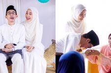 Potret pernikahan sederhana ini viral, tanpa ada pelaminan