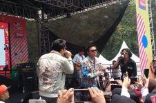 CJR reuni di ON OFF FESTIVAL 2019, obati kerinduan fans