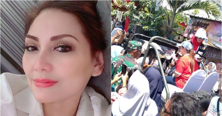 5 Fakta kecelakaan Nia Daniaty, terhantam besi & sulit bicara