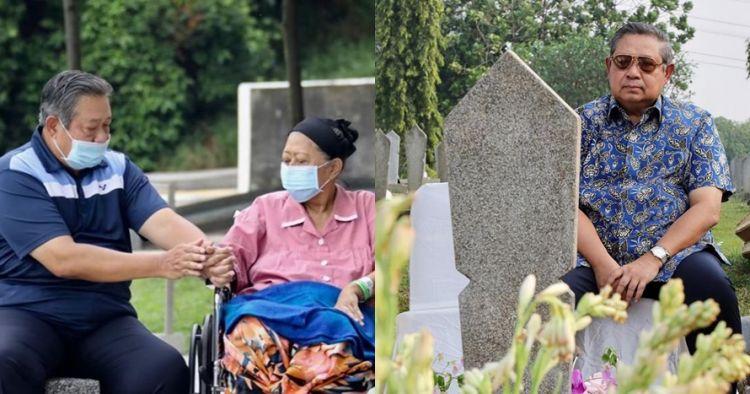 Ultah SBY tepat 100 hari wafatnya istri, ini curhat haru Aliya Rajasa