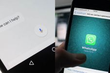 Cara mudah kirim pesan WhatsApp melalui Google Assistant