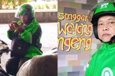 Bagong Soebardjo, driver ojek online Go-Jek pertama di Jogja