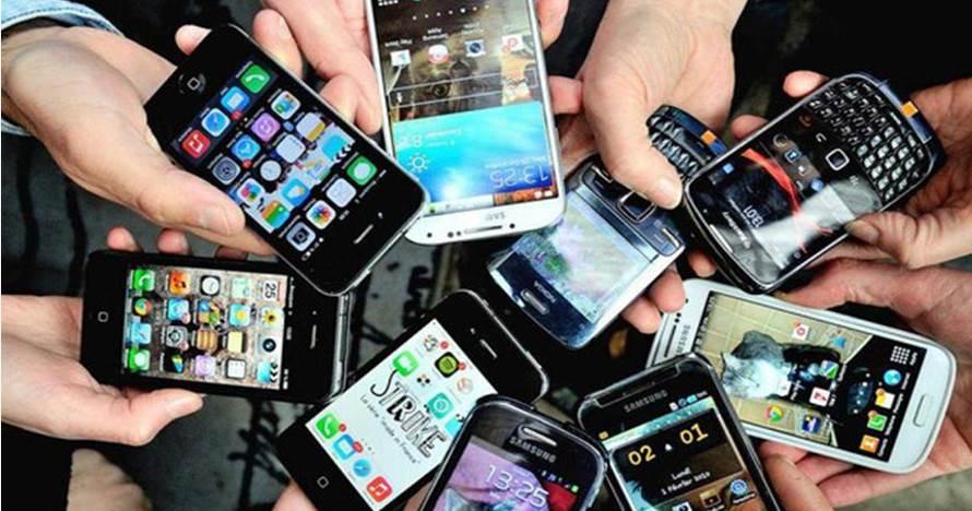 Ini ciri ponsel KW langsung dari pedagang, jangan salah beli