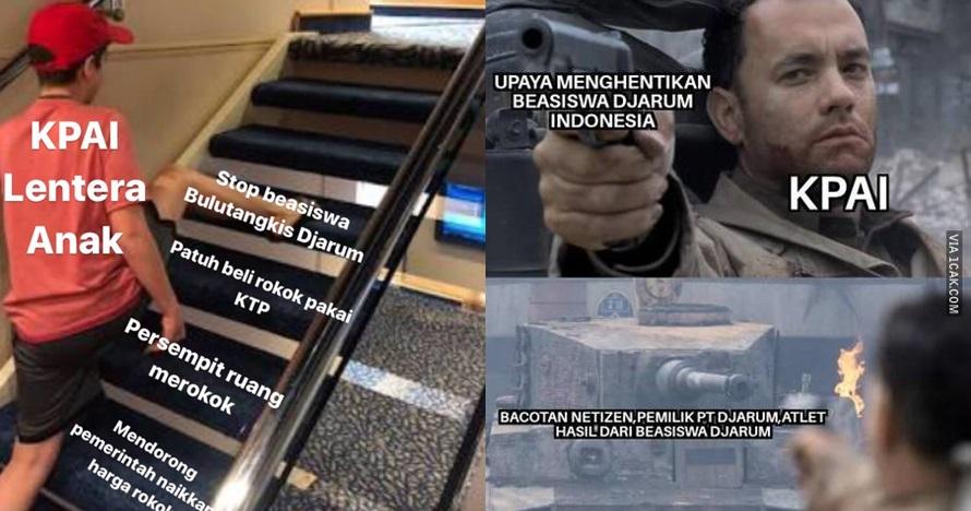 8 Meme pro kontra audisi PB Djarum ini kocak tapi bikin nyesek