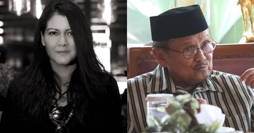 Melanie Subono ungkap kondisi sang eyang BJ Habibie di RS
