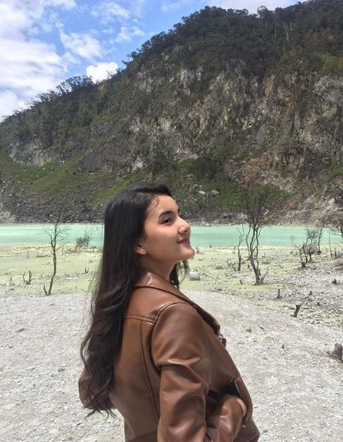 pesona cantik nabila zavira  Instagram