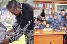 9 Momen 100 hari Ani Yudhoyono wafat dan ulang tahun SBY, haru