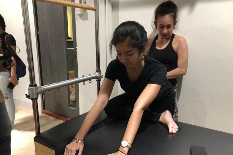 Sedang tren, ini manfaat olahraga pilates bagi kesehatan tubuh