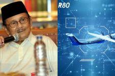 4 Karya BJ Habibie di bidang penerbangan, bikin bangga Indonesia