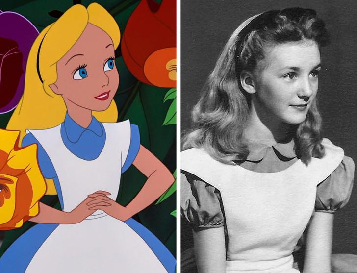 12 Karakter Disney ini dibuat dari tokoh nyata Disney