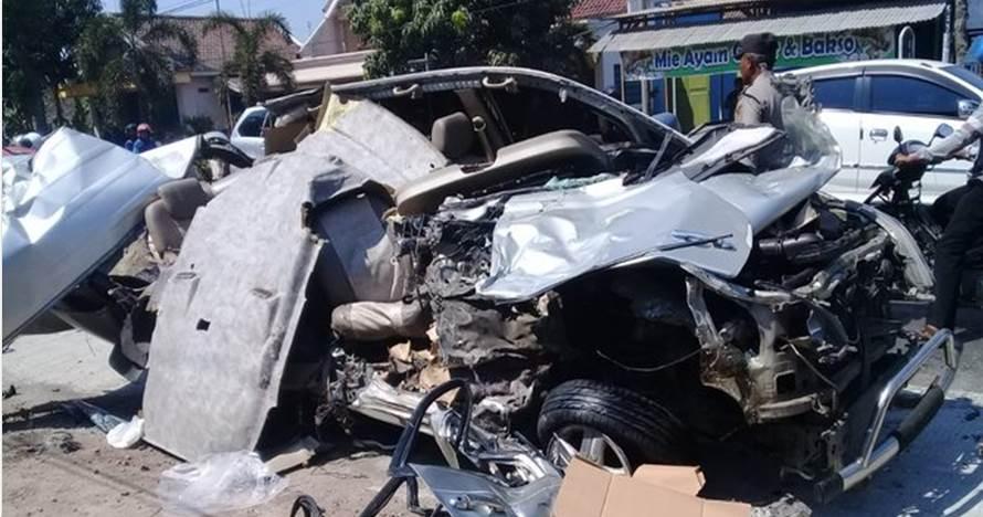3 Fakta kecelakaan maut bus Mira di Nganjuk-Madiun