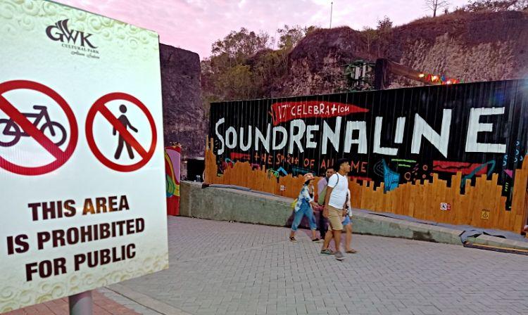 Soundrenaline, 'rumah besar' musisi dan insan kreatif berekspresi