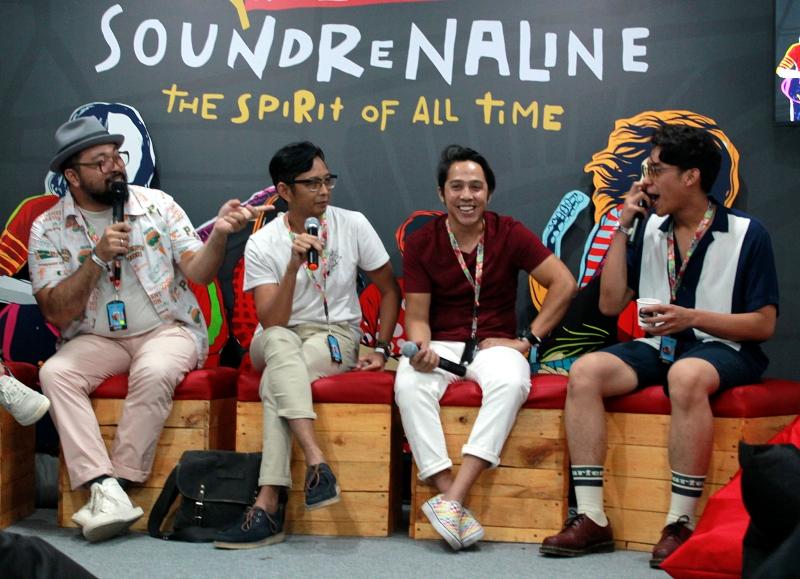 Soundrenaline Kolaborasi © 2019 brilio.net
