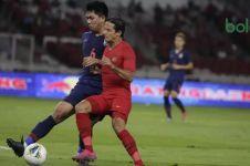 Laga sepi penonton, Indonesia kalah telak 0-3 dari Thailand